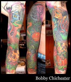 ... com img src http www tattoostime com images 414 cool color ink