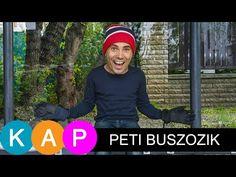 PETI BUSZOZIK (gyerekbarát) - YouTube Youtube, Youtubers, Youtube Movies