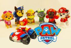 NEW Paw Patrol Toys Щенячий Патруль новые игрушки Toys Usa Collector https://www.youtube.com/watch?v=h1VX70fXIw8