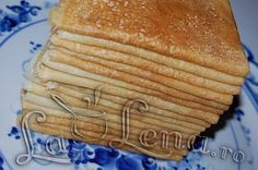 Crepe Cake, Mille Crepe, Crepes, Pancakes, Gem, Deserts, Dessert Recipes, Cooking, Breakfast