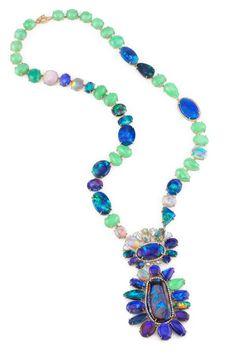 Irene Neuwirth jewelry will feature in our Digital Accessory Showcase on www.digitalfashionshows.com