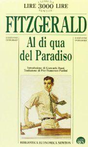 Amazon.it: Al di qua del paradiso - Francis Scott Fitzgerald, P. F. Paolini - Libri