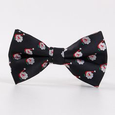 Mantieqingway Brand Bow Ties for Men Santa Claus Bowties Fashion Casual Butterfly Bowties Men Christmas Bow Tie Gifts 10 PCS/LOT