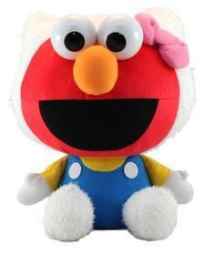 Sesame Street Toys, Sesame Street Muppets, Elmo Wallpaper, Tweety, Cats And Kittens, Hello Kitty, Plush, Cute, Amazon