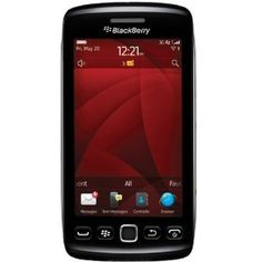 BlackBerry Torch 9850 Unlocked Quadband GSM/3G Smart Phone with Touchscreen, 5-MP Camera, HD 720p video capture, Music Player, Wi-Fi and Bluetooth  Blackberry  $216.89    http://amzn.to/SavPCT