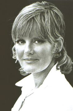 Petula Clark - awesome voice, groovy/classy look.  I loved everything about her!