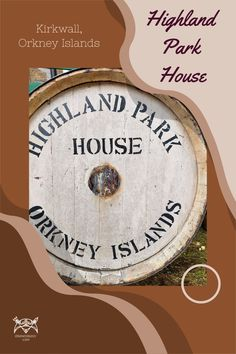 Áine and Antony, hosts at Orkney's Highland Park House, give Orkney travel tips and tell their story of renovating a whisky distillery mansion. British Travel, New Travel, Travel Tips, Moving To Scotland, Scotland Travel, Work For Hire, Orkney Islands, Unusual Buildings, Park House