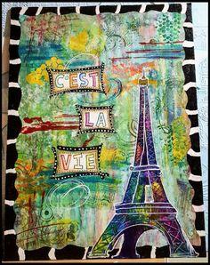 BellesCreations.gr: C'est la vie - Paris