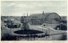 Bremen Hauptbahnhof ca. 1930