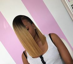 Quick Weave Hairstyles, Pretty Hairstyles, Girl Hairstyles, Ponytail Hairstyles, Hairstyle Ideas, Hair Ideas, Remy Human Hair, Human Hair Wigs, Brazilian Lace Front Wigs