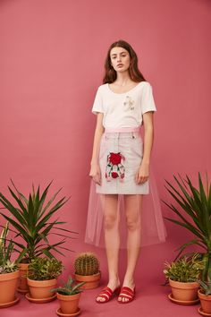 Rachel Antonoff Spring 2017 Ready-to-Wear Collection Photos - Vogue  http://www.vogue.com/fashion-shows/spring-2017-ready-to-wear/rachel-antonoff/slideshow/collection#45