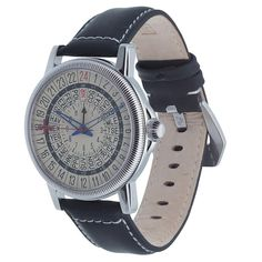 No-Watch Traveler CL1-1111. Limited Edition - 750 pcs. Retail price $280.