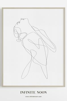Self Love One line woman abstract wall art, minimalist continuous line illustration print, female body drawing print, scandinavian nordic wall Female Body Art, Human Body Art, Minimalist Drawing, Minimalist Art, Art Abstrait Ligne, Self Love Tattoo, One Line Tattoo, Abstract Line Art, Body Drawing