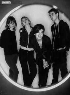 Photo of Elastica for fans of Female Rock Musicians 28057334 Justine Frischmann, Music Film, Music Music, Britpop, Alternative Music, Band Posters, Teenager, Teenage Dream, Post Punk