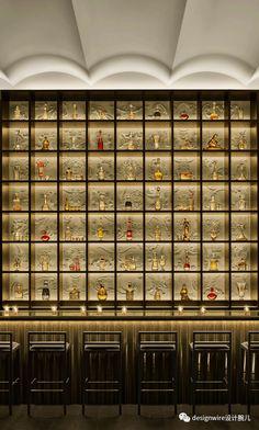 2020隈研吾设计:东京第一家EDITION酒店! Cl Design, Lounge Design, Bar Lounge, Pub Bar, Cafe Bar, Restaurant Bar, Modern Restaurant Design, Architecture Restaurant, Japanese Bar