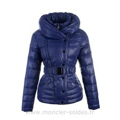 d3d5483b76d4 2012 Moncler Rosean Womens Blue Down Jacket Manteau Moncler, Warm Coat,  Winter Coat,