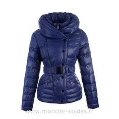 2012 Moncler Rosean Womens Blue Down Jacket Manteau Moncler, Warm Coat,  Winter Coat, 1a7ca0121279