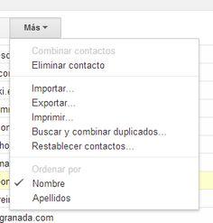 Clicando el icono del sobre podemos enviar un correo electrónico a todos los contactos que tengamos seleccionados.  Leer Mas Aqui: http://correotech.com/como-administrar-contactos-en-gmail.html#ixzz386rrNsnG  Under Creative Commons License: Attribution Non-Commercial No Derivatives  Follow us: @Miguel_Araujo_S on Twitter