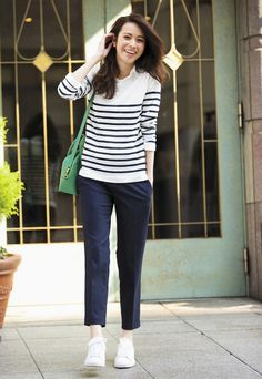 Women's Casual Fashion Casual Chic Outfits, Office Outfits, Simple Outfits, Trendy Outfits, Office Dresses, Simple Dresses, Looks Street Style, Looks Style, Look Fashion