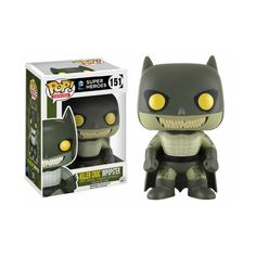 ca2df4706e9 Pop! DC Super Heroes - Killer Croc Impopsters (Walmart Exclusive)