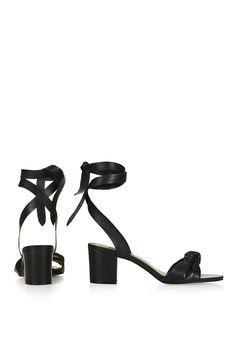 NOT Knotted Mid Sandals