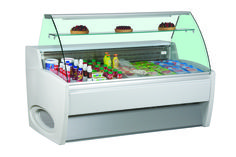 """MAXIME - Refrigeration system utilizes natural air circulation - Electronically controlled with digital temperature display - Intermediate ambiente shelf as standard - Multiplexable runs available (factory order only) - AISI 304 stainless steel interior rear shelf and decks - Insulation by injected polyurethane """"In Situi"""" – 100% CFC free - Temperature range: +2ºC / +6ºC - Refrigerant R134a - The models were designed for operation under conditions of 25°C and 60% HR"""