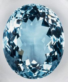 Aquamarine exists in many shades of blue, from pale versions to the color of the sky, and some stones are tinged with green — it owes its color to the presence of iron. Deeper colored aquamarines have the highest value.
