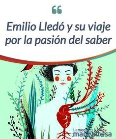 Emilio Lledó y su viaje por la pasión del saber    Emilio Lledó es una de las mentes más #lúcidas del panorama #filosófico actual. Descubre su #pasión por el conocimiento y el saber  #Curiosidades