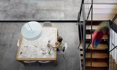 Industry Oxyde Light 75x150 Porcelanato XL Todo Masa tipo cemento De venta exclusiva en PROINTER