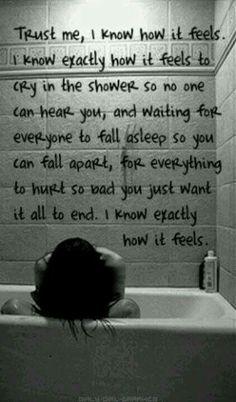 Pretty much me every night. #depression
