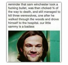 Badass Sammy