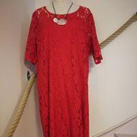 spetsklänning stor storlek