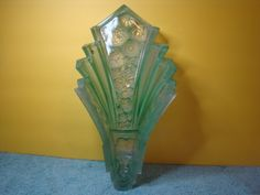 Image result for stained glass art deco lamp