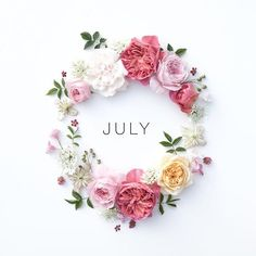 hello July | do you hold the keys to summer...?