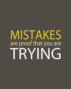 Try, fail, try again fail better, Samuel Beckett