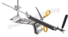 Cozinha profissional faca de metal cheia de pedra com 4 120 # 320 # 600 # 1500 # rebolo Whetstone máquina em Afiadores de Casa & jardim no AliExpress.com | Alibaba Group