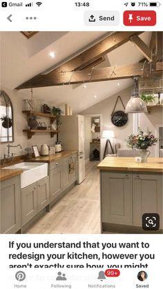 Cool Kitchens, Kitchen Decor, Kitchen Cabinets, Awesome Kitchen, Home Decor, Restaining Kitchen Cabinets, Homemade Home Decor, Kitchen Base Cabinets, Interior Design