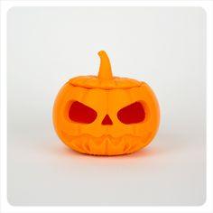 Makies Jack-O-Lantern by Makies  http://thingiverse.com/thing:167043