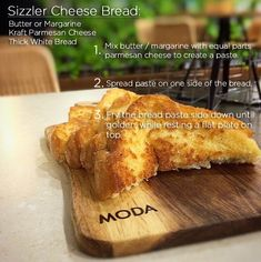Here's Sizzler's Not-So-Secret Cheese Bread Recipe