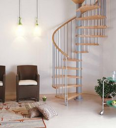 Reclaimed Antique Cast Iron Gothic Spiral Staircase   Stair Case | Dream  Home | Pinterest | Spiral Staircases, Spiral And Staircases
