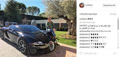 Top 10 ảnh nhận siêu bão like của Ronaldo trên Instagram