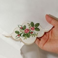 machine embroidery projects | Machine Embroidery Projects – Sewing – Learn How to Sew, Free