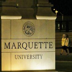 Good night, Marquette University!