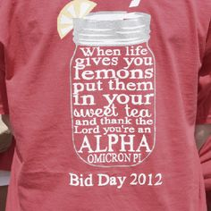 and thank the Lord you're an AGD.