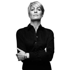 Robin Wright. © Netflix/Sony Pictures Television