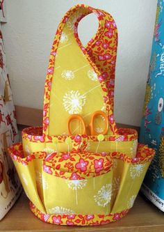 Eva Sewing Basket Pattern – Quilting Books Patterns and Notions