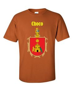 COL-CHO1 Choco Colombia 2000 Playera Adulto