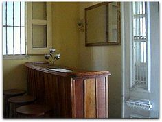 Interior de la vivienda. Cuba, Vanity, Bathroom, Apartments, Interiors, Dressing Tables, Washroom, Powder Room, Vanity Set