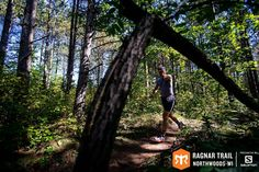 It's okay to act a little weird sometimes. Especially while you're running an all night relay. #RagnarTrailNorthwoods