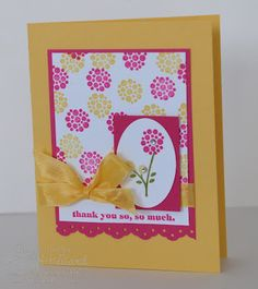 Stampin' Up! SU by Jill Hilliard, Jill's Card Creations